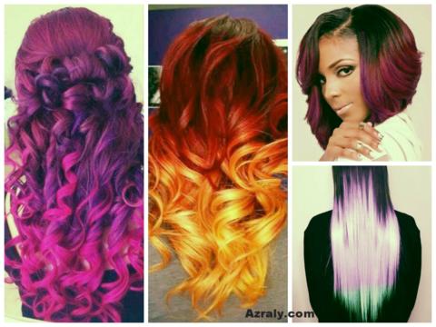 nuancier de couleurs - Nuancier Crazy Color
